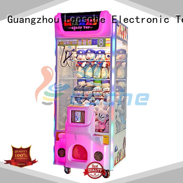 Leesche newest claw sale claw arcade game key