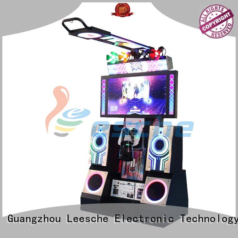 dance dance revolution arcade machine machine 9d Leesche Brand
