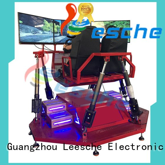 Leesche Brand simulator racing horse riding simulator for sale