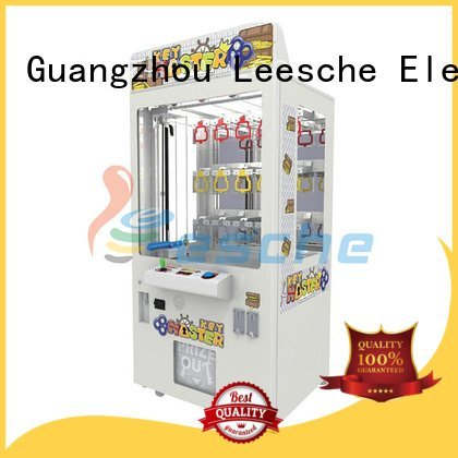 claw arcade game price toy OEM the claw machine Leesche