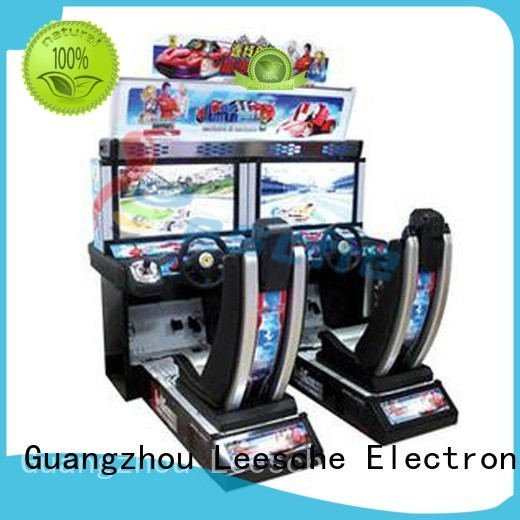 Quality Leesche Brand classic arcade game machines lucky park