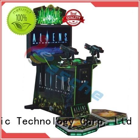 Hot crisis classic arcade game machines mini Leesche Brand