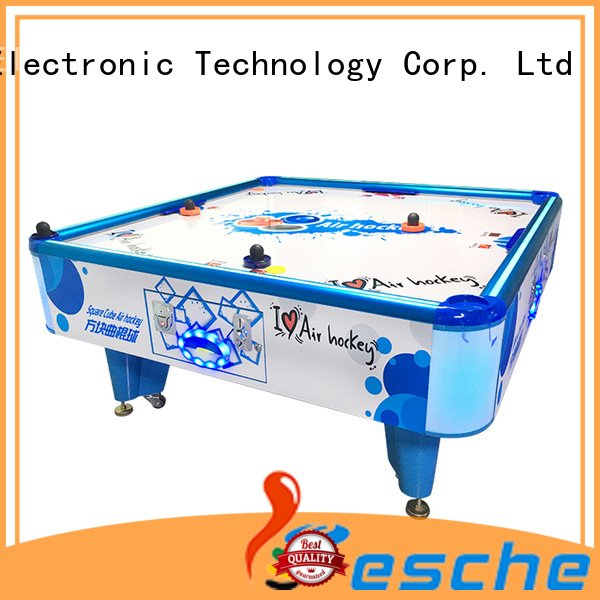 design air hockey amusement Leesche arcade machine