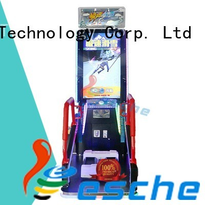 classic arcade game machines egg race arcade machine Leesche Brand