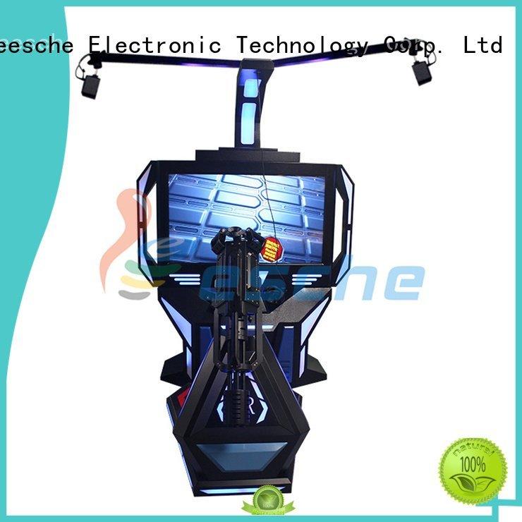 Leesche Brand simulator machine mini vr shooting games view