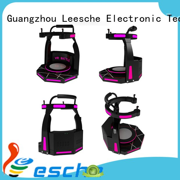 Leesche platform standing kat walk vr walker exciting